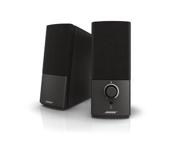 Bose Companion 2 Series 3: Neuauflage von Boses bewährtem Lautsprechersystem.