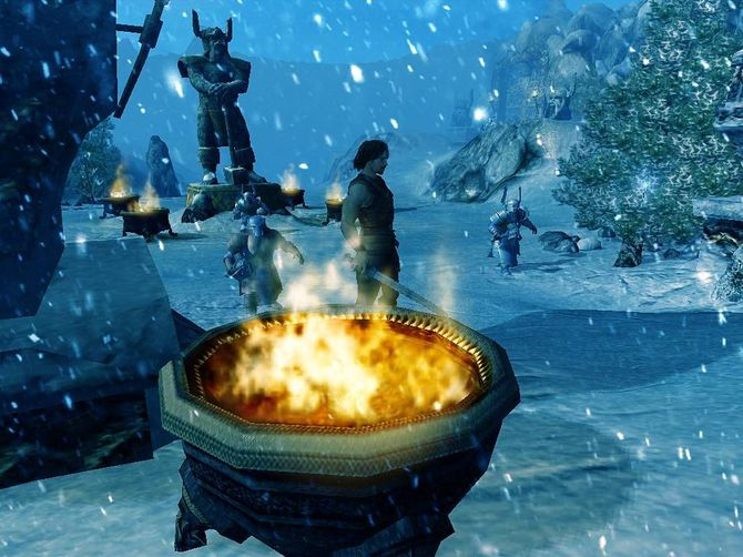 Скриншот из игры Legend: Hand of God под номером 6. Перейти к скриншоту из игры