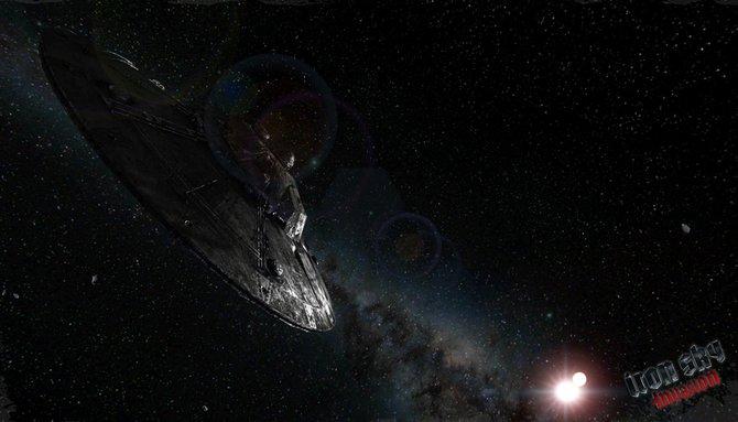 So sehen sie aus: Die Walküren-UFOs der Mondnazis!