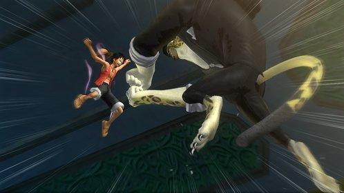 Anime-typisch sind die Kämpfe furios inszeniert. Im Manga ist Rob Lucci einer von Ruffys härtesten Gegnern.