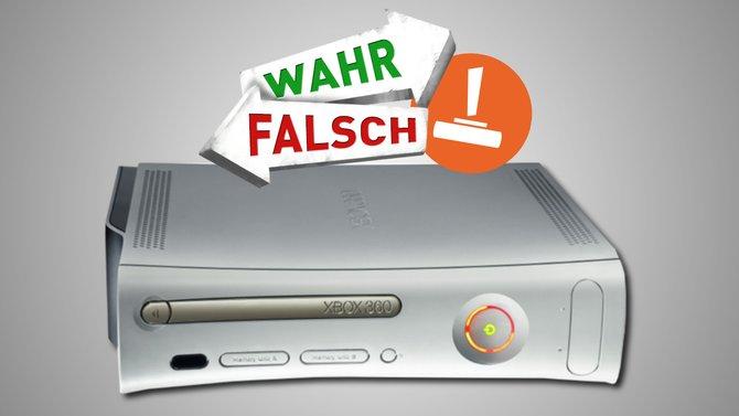 Sollte eure Xbox 360 den berühmten Ring of Death anzeigen ...