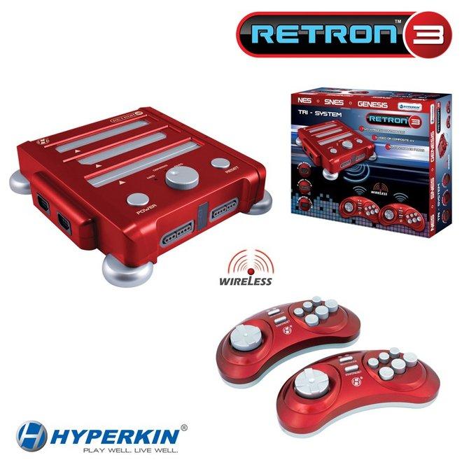 Die Firma Hyperkin hat bereits die RetroN 3 veröffentlicht.