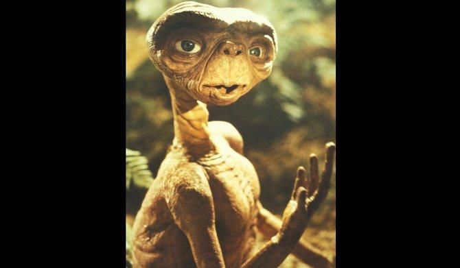 Im Jahr 1982 erschien mit E.T. - Der Außerirdische einer der erfolgreichsten Filme aller Zeiten.