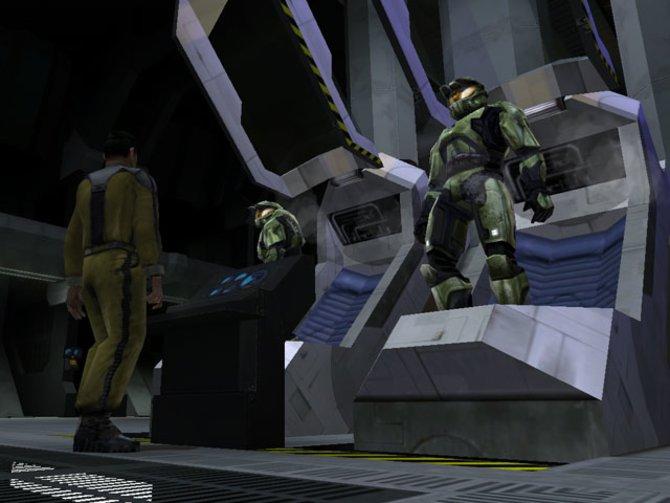 2002 erscheint Halo für die Xbox. Und der Master Chief begibt sich auf den Weg des Erfolges.