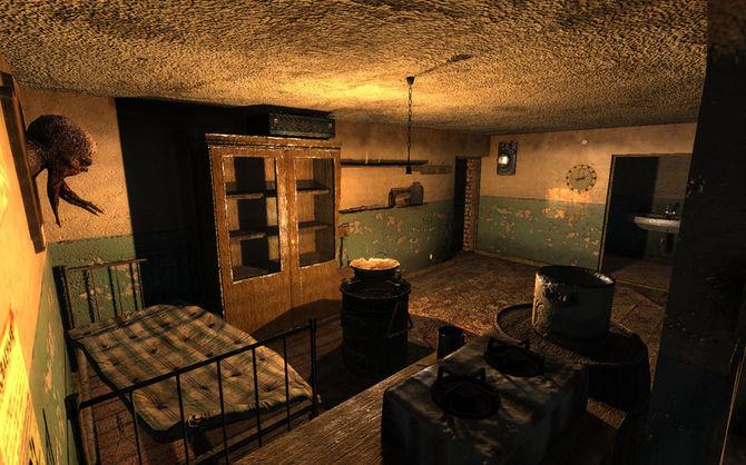 Скриншоты игры S.T.A.L.K.E.R.: Чистое небо.