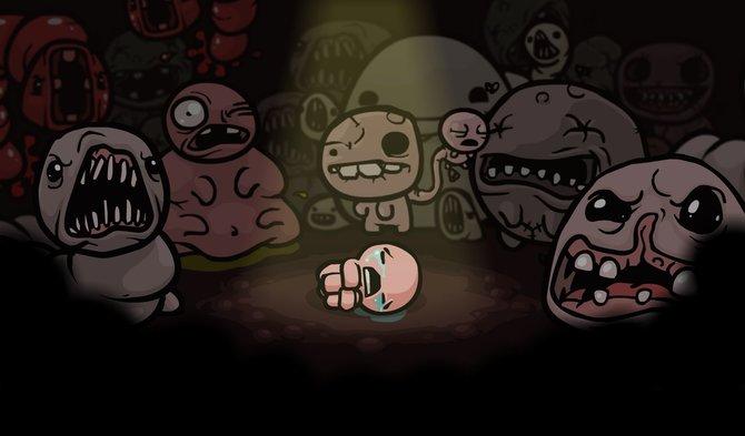 The Binding of Isaac ist ein ausgesprochen verstörendes Spielerlebnis.