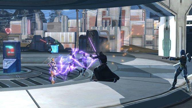 Kein Online-Rollenspiel kann es sich erlauben, auf Kämpfe ...