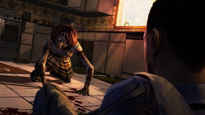 Erste Bilder aus dem Überlebens-Horror-Spiel The Walking Dead.