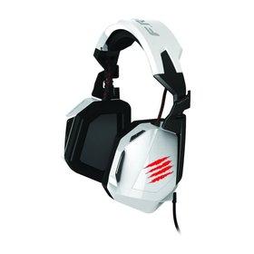 """Mad Catz """"F.R.E.Q. 4D"""": Besonders tiefer Bass bringt den Kopfhörer zum Beben."""
