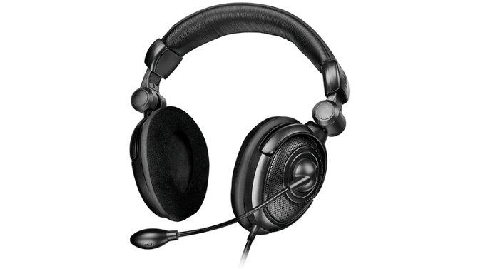 Der Kopfhörer des Surround Console Gaming Headset entspricht dem bereits bekannter Medusa-Modelle.