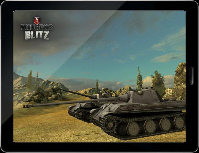 World of Tanks kommt nicht nur für die Xbox 360, sondern auch für Android und Apple iOS.