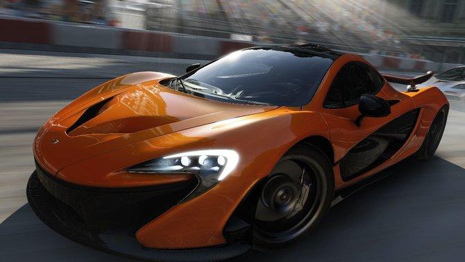 Der McLaren P1 gehört zu den Rennwagen, die ihr in Forza 5 auf die Piste führt.