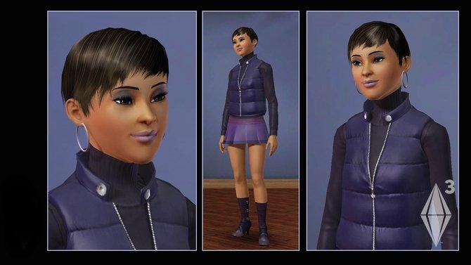 Die verschiedenen Gestaltungsmöglichkeiten für eure Sims wurden extrem erweitert. Von der Körpergröße ...