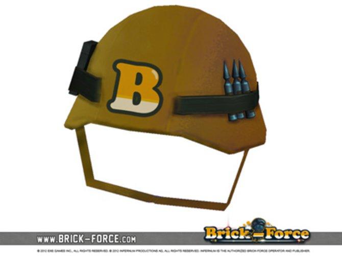 Diesen Helm erhalten alle registrierten Spieler zum Start der offenen Testphase.