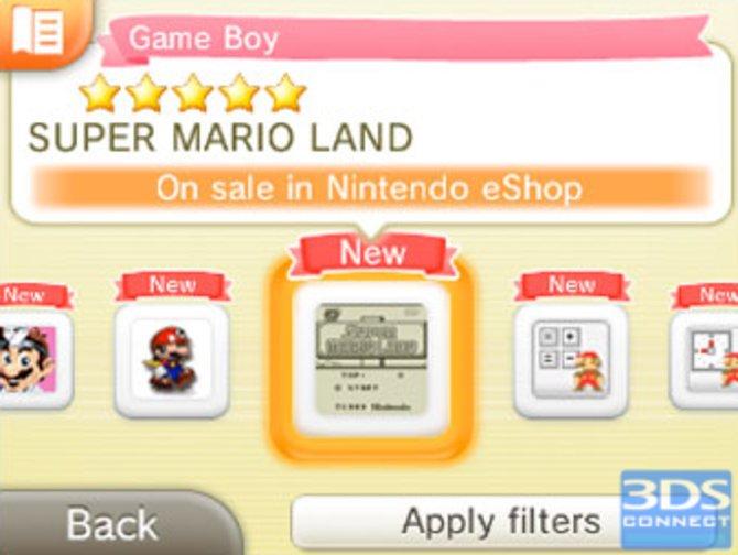 Im Nintendo eShop bekommt ihr neue Spiele, aber auch viele Klassiker und manche Anwendung.