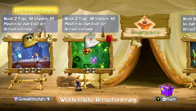 Die Online-Herausforderungen unterscheiden sich auf Xbox One (im Bild) und PS4 nicht.