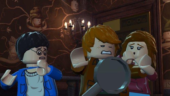 Wählt aus Harry, Ron, Hermine oder einem anderen ...