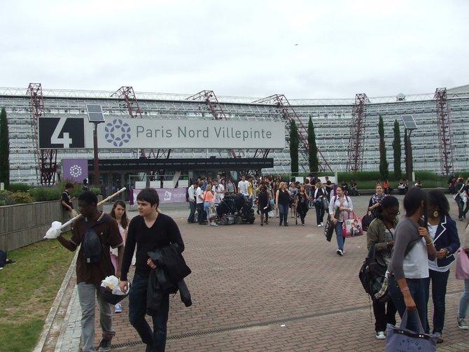 Im Norden von Paris findet jedes Jahr die große Japan Expo statt. Spieletipps war dabei.