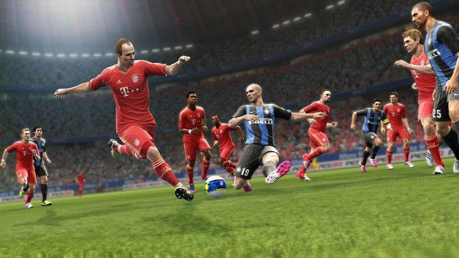In PES 2013 ist neben Bayern München auch der FC Schalke 04 spielbar.