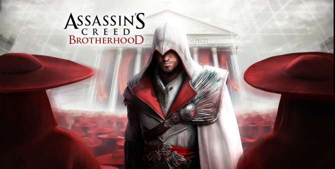 Ezio ist wieder da und hat seine Bruderschaft im Rücken.