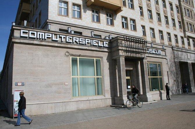 Das Computerspielemuseum in Berlin lässt die Spielerherzen mit Retro-Titeln höher schlagen.