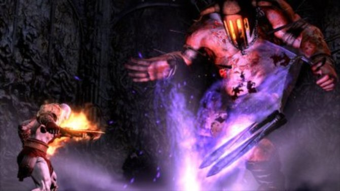 In der God-of-War-Serie erlebt ihr die Abenteuer von Kratos.