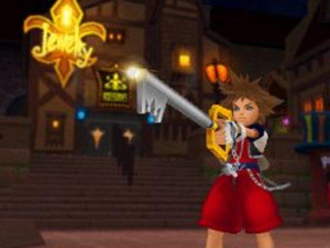 Schlüsselfigur: Ohne Sora läuft nix in Kingdom Hearts.