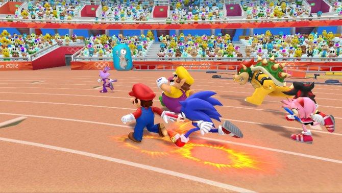 Auf der Rennstrecke haben auch korpulente Helden wie Mario eine Siegchance.