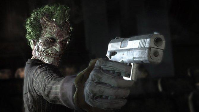 Obwohl es in Arkham Asylum ziemlich übel für den Joker ausging, ist er auch diesmal wieder dabei.