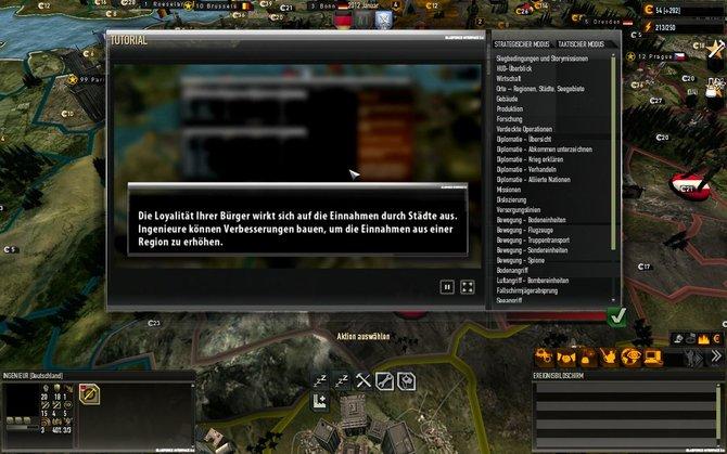 Die Einführung ins Spiel erfolgt in Videos. Immerhin könnt ihr diese jederzeit aufrufen.