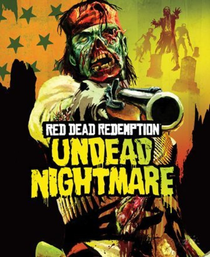 Red Dead Redemption: Unser Revolverheld wird untoten Besuch bekommen.