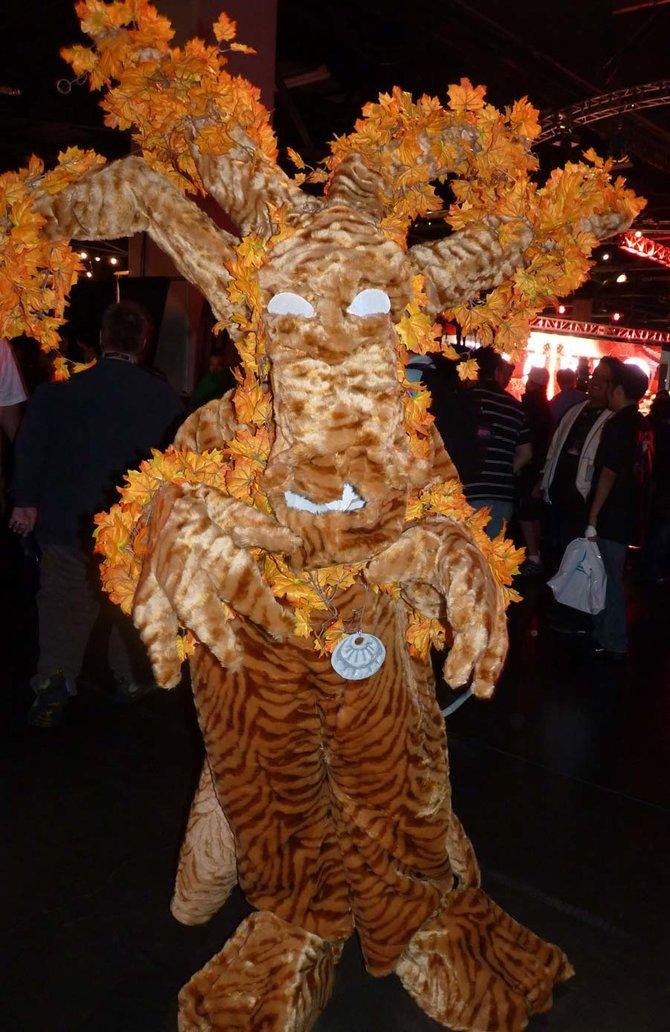 Der Tree of Life des Druiden.