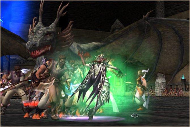 Mächtige Drachen erwarten euch in der Grotte.