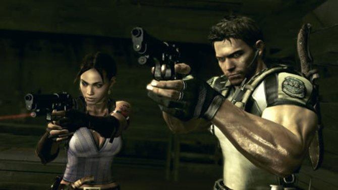 Resident Evil 5: Sheva und Chris im Gefecht...