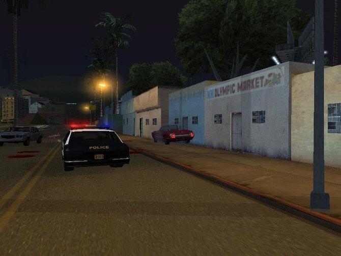 Als Gangster habt ihr oft Ärger mit der Polizei