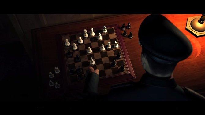 RUSE versteht sich wie Schach: Bauer schlägt König.