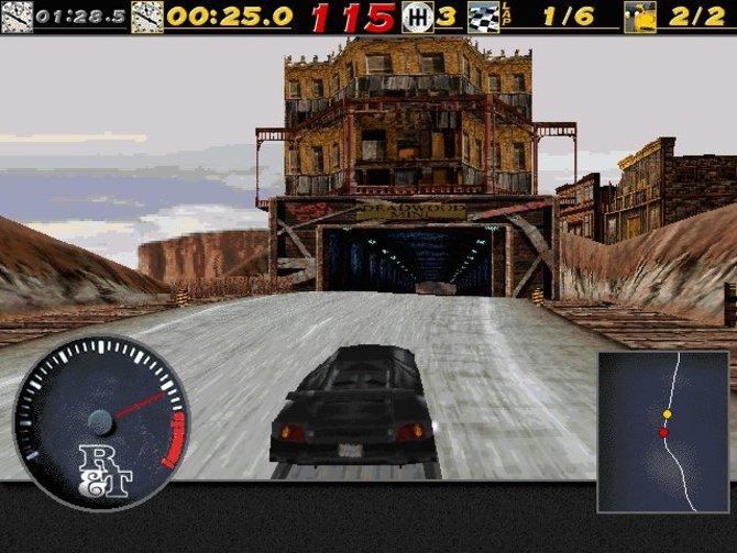 Das erste Need for Speed erschien 1994 - bereits mit Originalwagen.