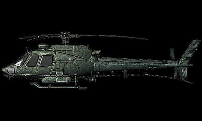 Z-11W: Bewaffnete Militärversion eines leichteren chinesischen Modells.
