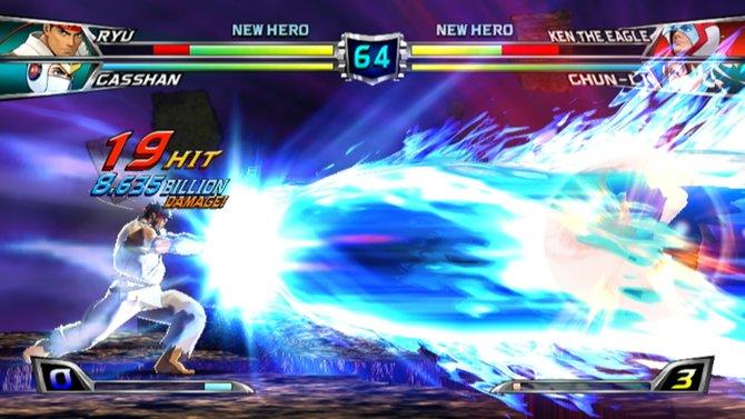 Ryu ist ein beliebter Capcom Kämpfer