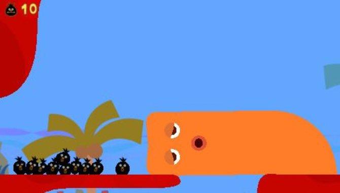 Loco Roco ist wohl eines der skurrilsten Spiele auf der PSP.