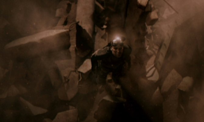 Splinter Cell - Chaos Theory: Na, was unser Sam da wohl sieht?