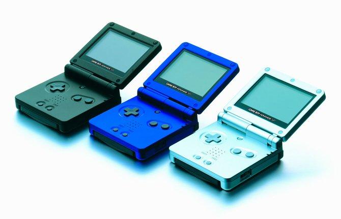 Der Game Boy schafft die Grundlage aller folgenden tragbaren Konsolen.
