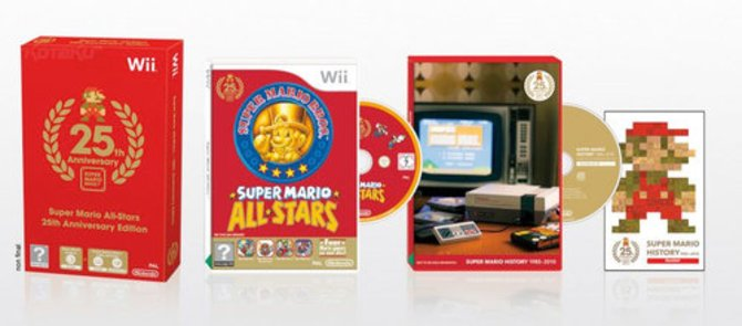 Die Anniversary-Collection wird euch als schicke dicke rote Box spendiert.