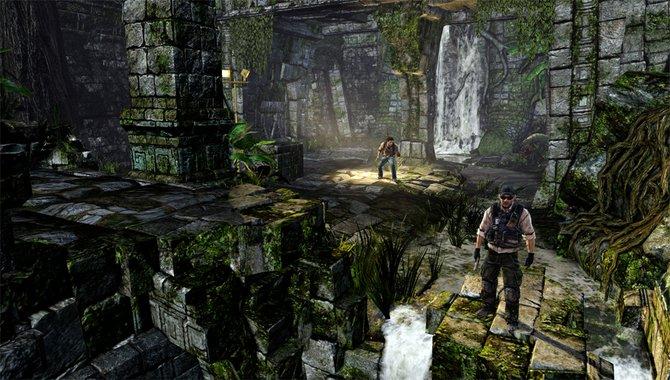 Uncharted - Golden Abyss: Nathan Drake in einem prächtigen Abenteuer für unterwegs. (Launchtitel)