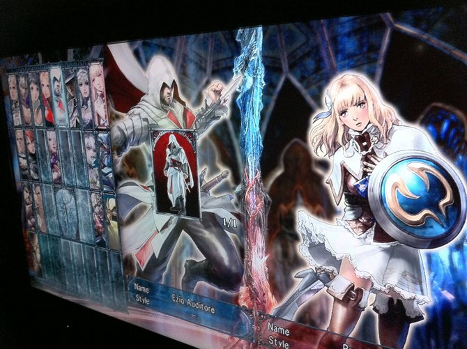 Allem Anschein nach wird Ezio Auditore in Soul Calibur 5 mitmischen.