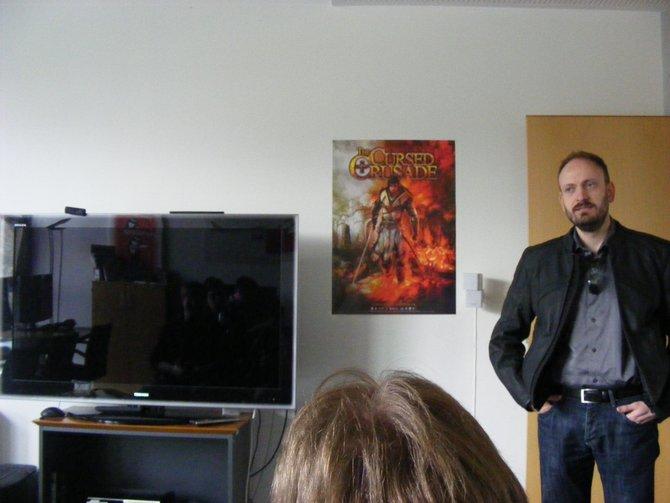 Der Creative Director von The Cursed Crusade erklärt uns, was sein Spiel alles zu bieten hat.