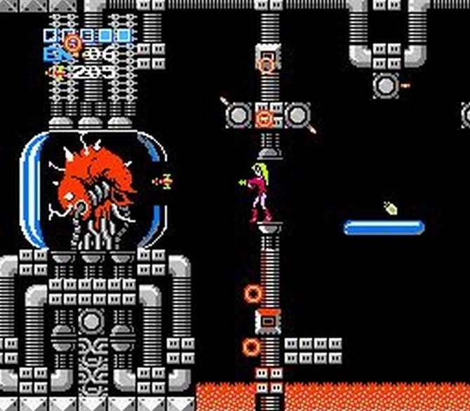 Der Kampf gegen Mother Brain gehört zu den denkwürdigsten Schlachten der Videospielgeschichte.