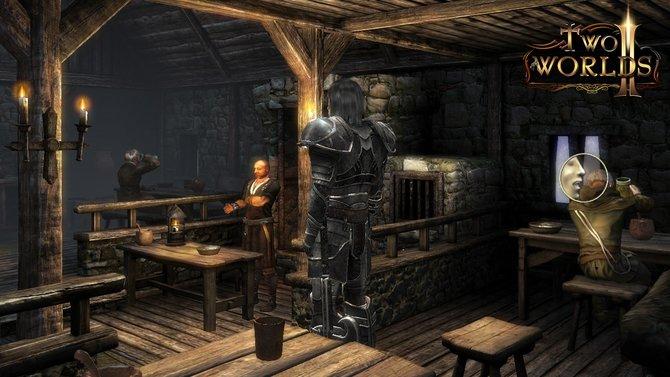 In der Taverne wird fleißig gesoffen.