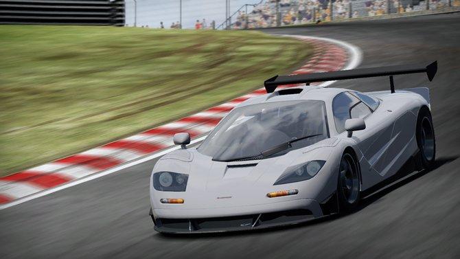Einige PS erwarten euch mit dem McLaren F1