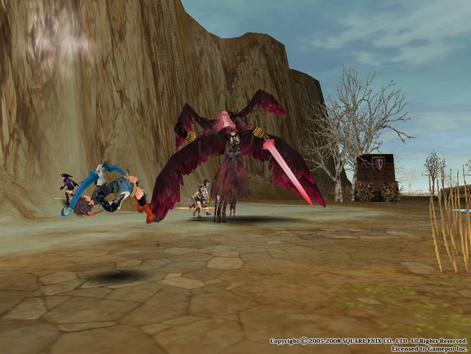 (Final) Fantasy Earth: Zero - MMORPG Import aus Japan.